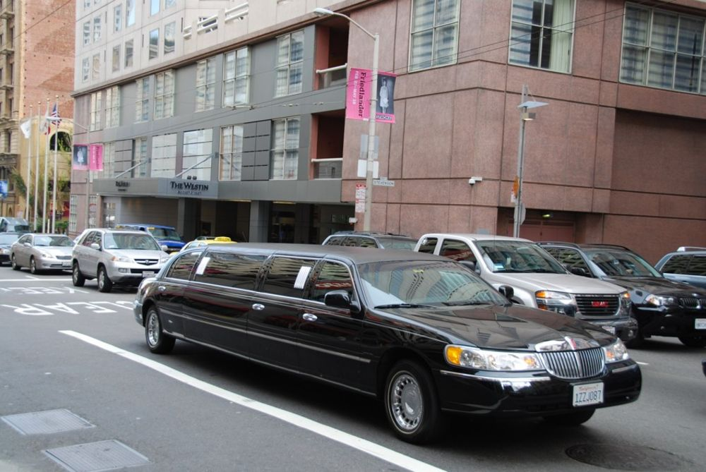 Why High Proof Spirits Work Best in a Limo