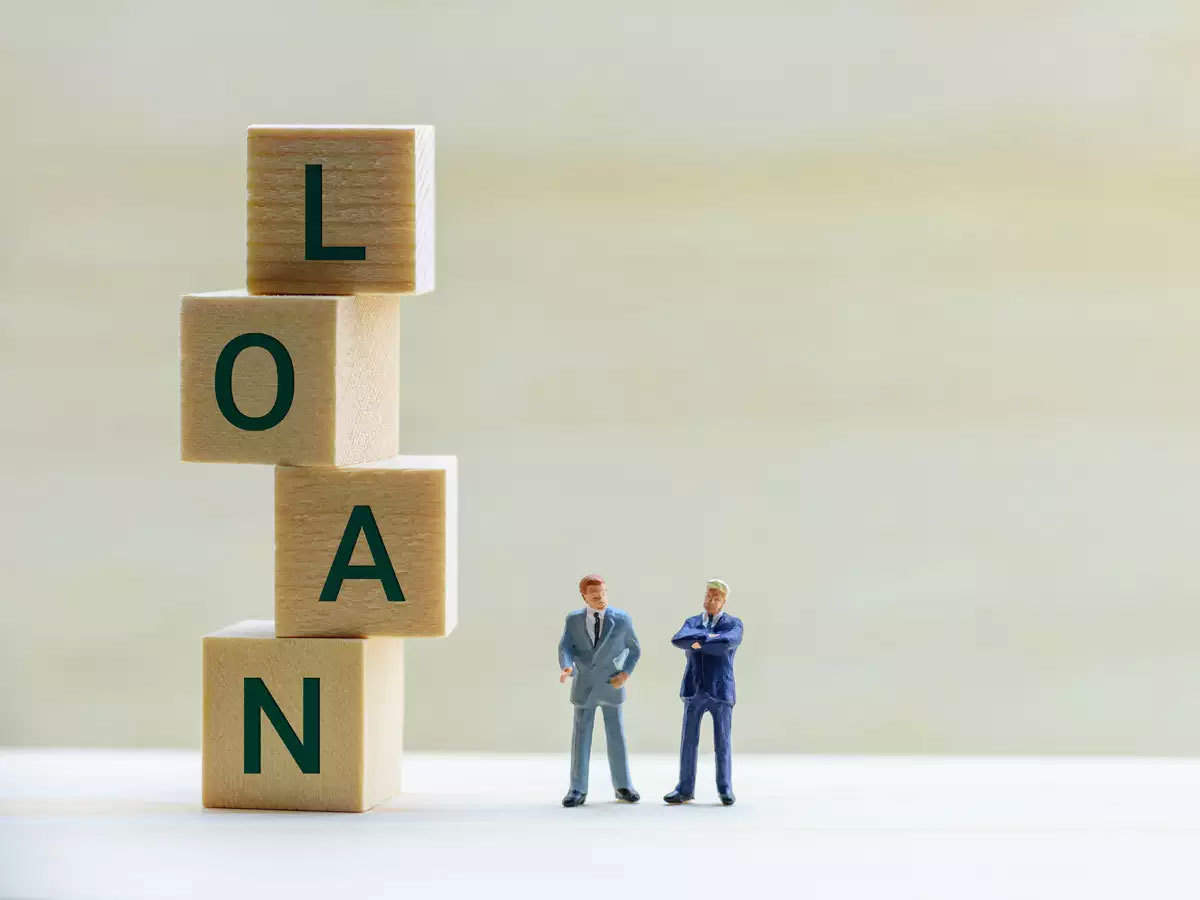 What are the things that you ha e to look to avail loan.